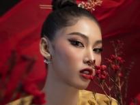 Hé lộ bản phác thảo quốc phục của Á hậu Ngọc Thảo đem đến 'Miss Grand International 2020'