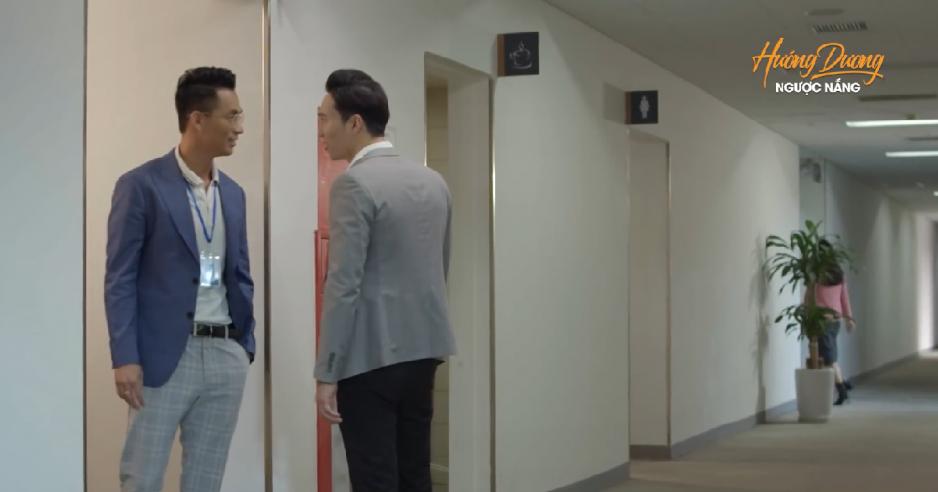 'Hướng dương ngược nắng' tập 31: Kiên 'nổi khùng' vì Vỹ nói xấu Châu 'không trượt phát nào'