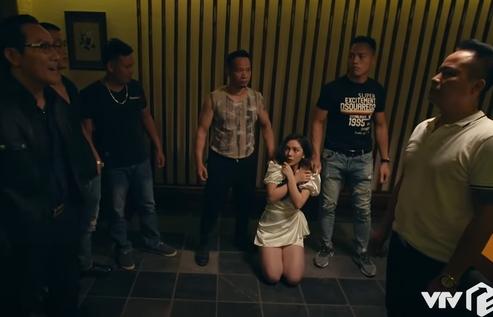'Hồ sơ cá sấu' tập 25: Hải My suýt bị Long 'nhà thổ' làm nhục, Tuấn 'mỏ' cứu mỹ nhân