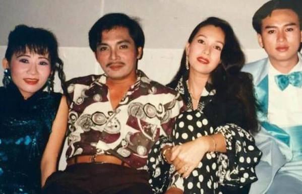 Nghệ sĩ Thương Tín thời trẻ cùng vẻ đẹp nam tính phong trần và tình sử yêu toàn Hoa khôi