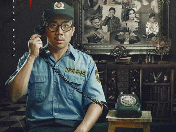 Trấn Thành thức trắng quay series hài ngắn 'The call - Cuộc gọi giữa đêm'