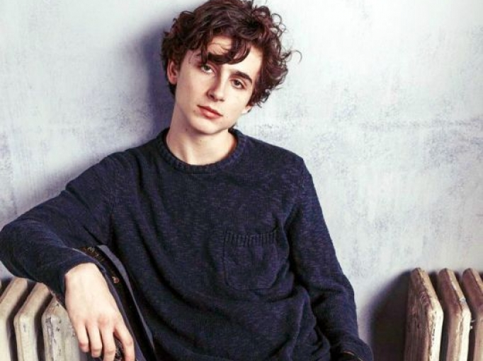 timothee chalamet chang tho moi noi o hollywood