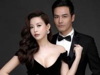 Mất facebook triệu đô, Hoa hậu Hải Dương khoe dáng kiêu kỳ bên MC Phan Anh