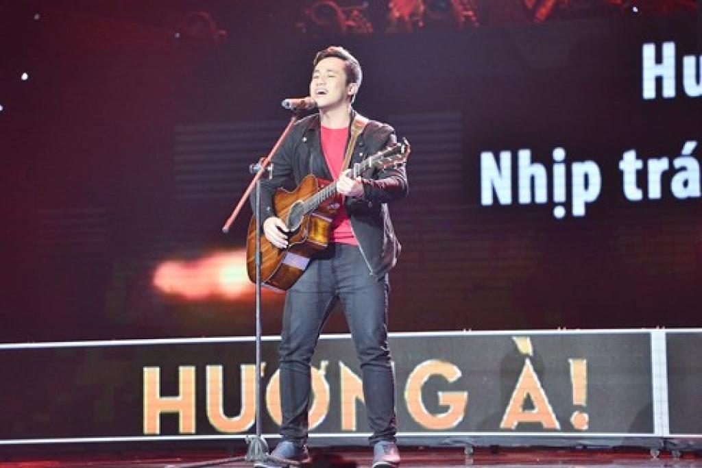 le minh son khang dinh huong a vuot qua khoi cuoc choi sing my song