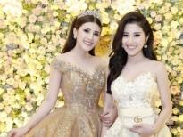 'Ngọc nữ bolero' Tố My xinh đẹp trong đám cưới em gái