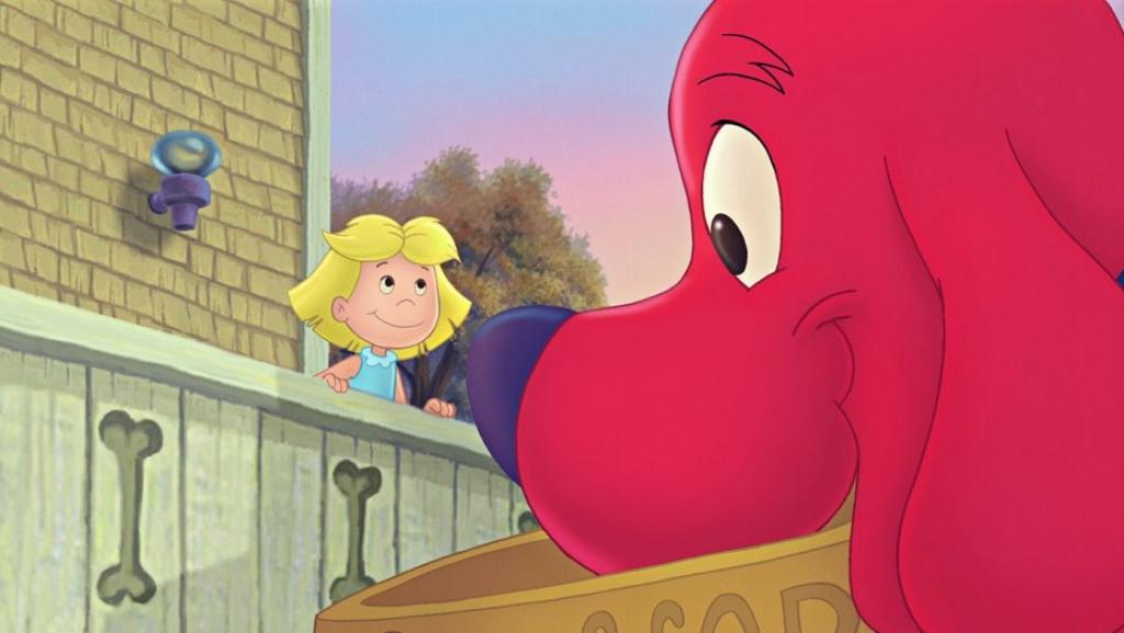 clifford the big red dog se ra rap vao thang 112020