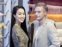 Đằng sau hình ảnh thân mật của Á hậu Coco Thùy Dung với nam ca sĩ Kyo York