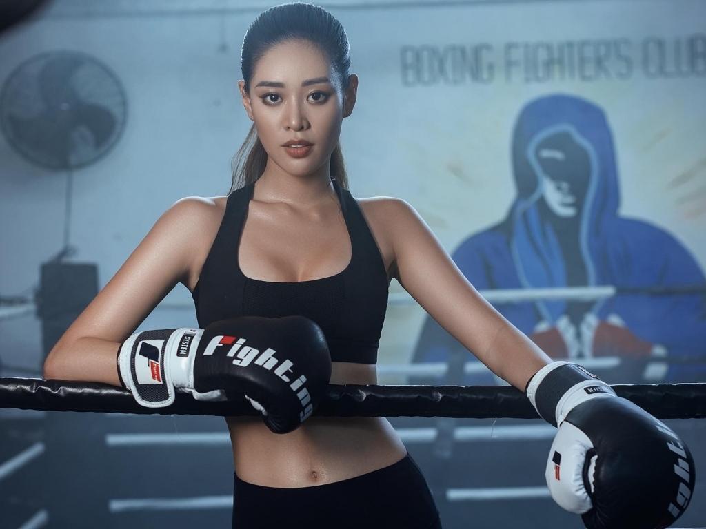 Hoa hậu Khánh Vân từng là nạn nhân của một vụ xâm hại bất thành