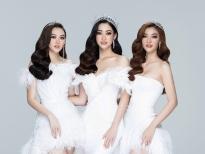 Lương Thùy Linh, Kiều Loan, Tường San khoe bộ ảnh 'đỉnh của chóp' khởi động 'Miss World Vietnam 2021'