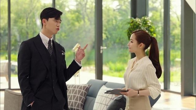 'Thư ký Kim' Park Min Young lộ bằng chứng hẹn hò cùng mỹ nam Park Seo Joon