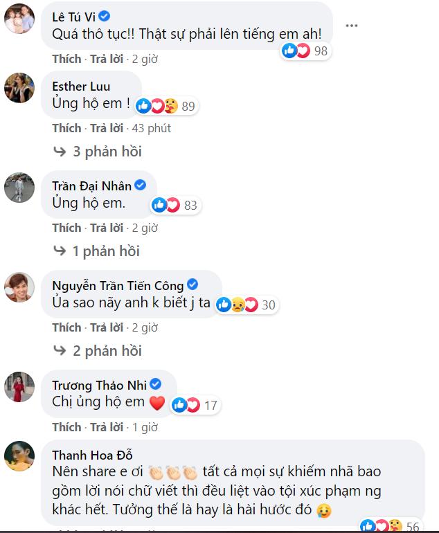 Hot: Fan phẫn nộ khi Thái Trinh đăng đàn 'đấu tố' bị nam nhân viên quay phim sàm sỡ bằng lời nói