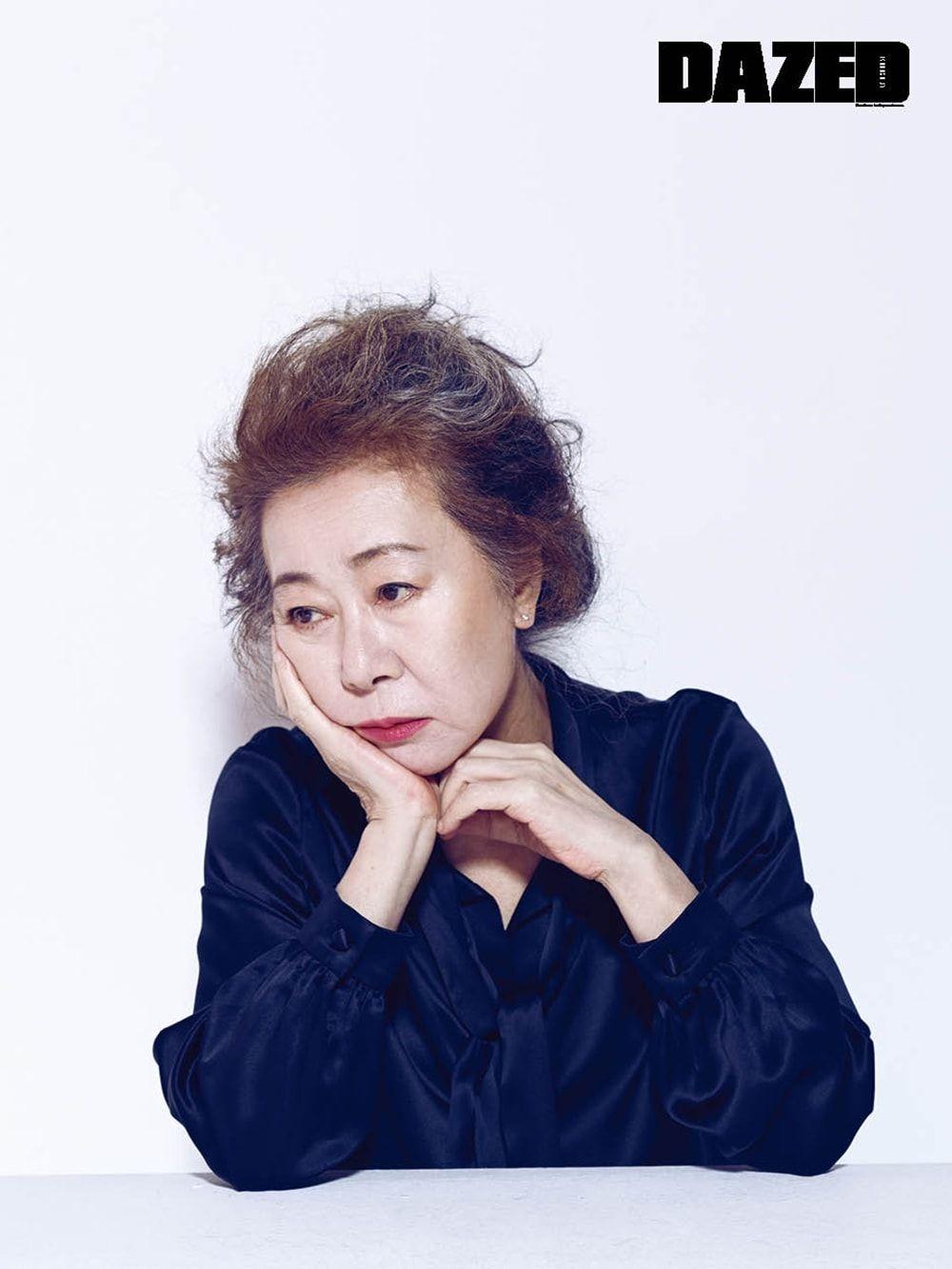 Youn Yuh Jung: Tiếp tục gây ấn tượng với 'Minari' ở tuổi 73