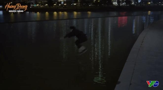 'Hướng dương ngược nắng' tập 46: Trí nhảy sông tự tử, Phúc quan tâm Châu
