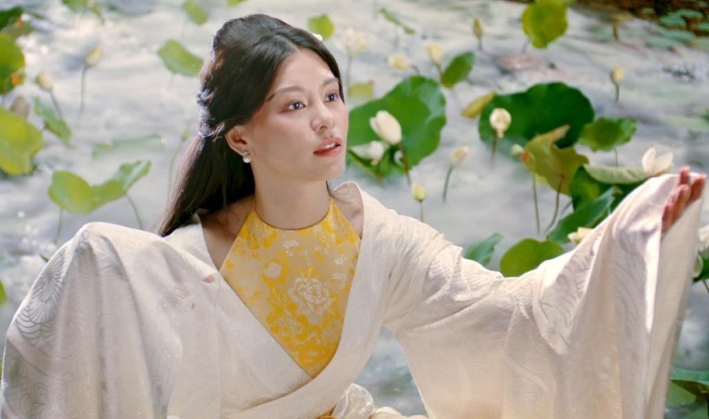 'Nổi da gà' với nhạc phim 'Kiều' qua giọng hát nội lực của Bùi Lan Hương