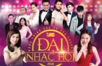 Mỹ Tâm, Phi Nhung, Bảo Anh khởi động 'Đại nhạc hội IMC 2018'