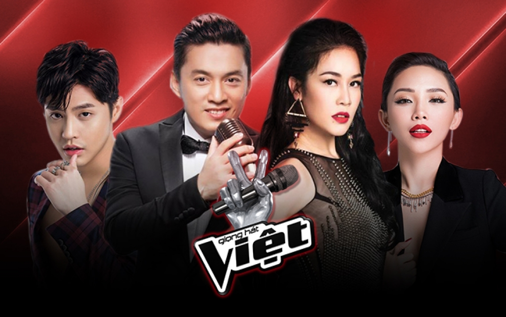 the voice 2018 tung 5 thi sinh dau tien buoc thang vao vong giau mat