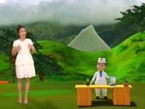 dinh toan van trang oc thanh van lam mc chuong trinh suc khoe