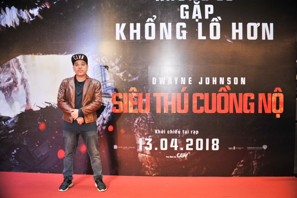 the rock va dan sieu thu da do bo toi viet nam