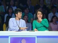 Hoài Linh, Việt Hương rớt nước mắt vì tình yêu đẹp của vợ chồng khiếm thị