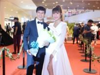 Cặp đôi Lý Hải, Minh Hà cùng dàn sao Việt rạng rỡ trong buổi ra mắt 'Lật mặt: Ba chàng khuyết'