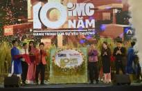 Gần 20 ngàn khán giả Cần Thơ vỡ òa cảm xúc trong đêm Đại nhạc hội IMC 2018