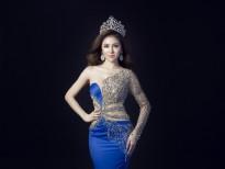Lộ diện trang phục dạ hội của Thư Dung tại 'Miss Eco International 2018'