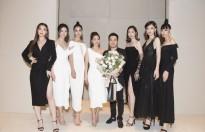 'Đại hội' các Hoa hậu trên thảm đỏ Xuân Hè của NTK Lê Thanh Hòa