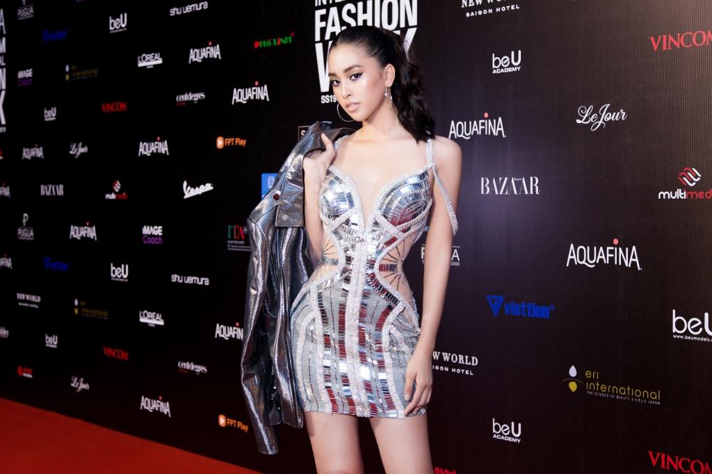 tieu vy thuy an thuy tien mang toi vietnam international fashion week gu thoi trang an tuong