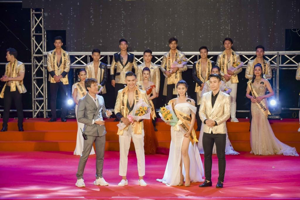song xuan dang quang quan quan vietnam fitness model 2019