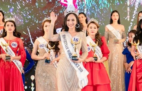 my nhan ha thanh tran vu huong tra dang quang miss vietnam world france 2019