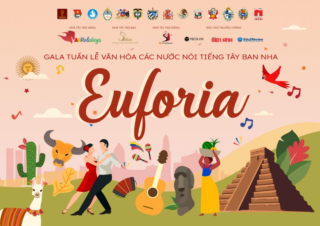 Tuần lễ Văn hóa các nước nói tiếng Tây Ban Nha khiến giới trẻ 'sôi sục' ở Đại học Hà Nội