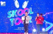 Yuno Bigboi đón sinh nhật đầy bất ngờ tại chương trình 'MTV Skool Tour'