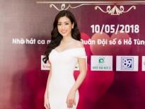 Hoa hậu Đỗ Mỹ Linh đẹp xuất thần trong đêm vinh danh 'Doanh nhân nhân ái'