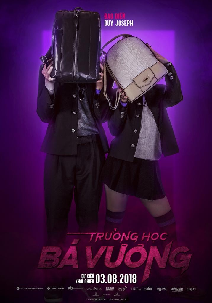 he lo dan dien vien chinh la chat cua phim dien anh truong hoc ba vuong
