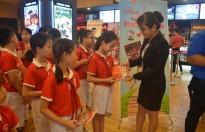 Lotte Cinema dành tặng 8.000 suất chiếu miễn phí cho các em học sinh trên toàn quốc
