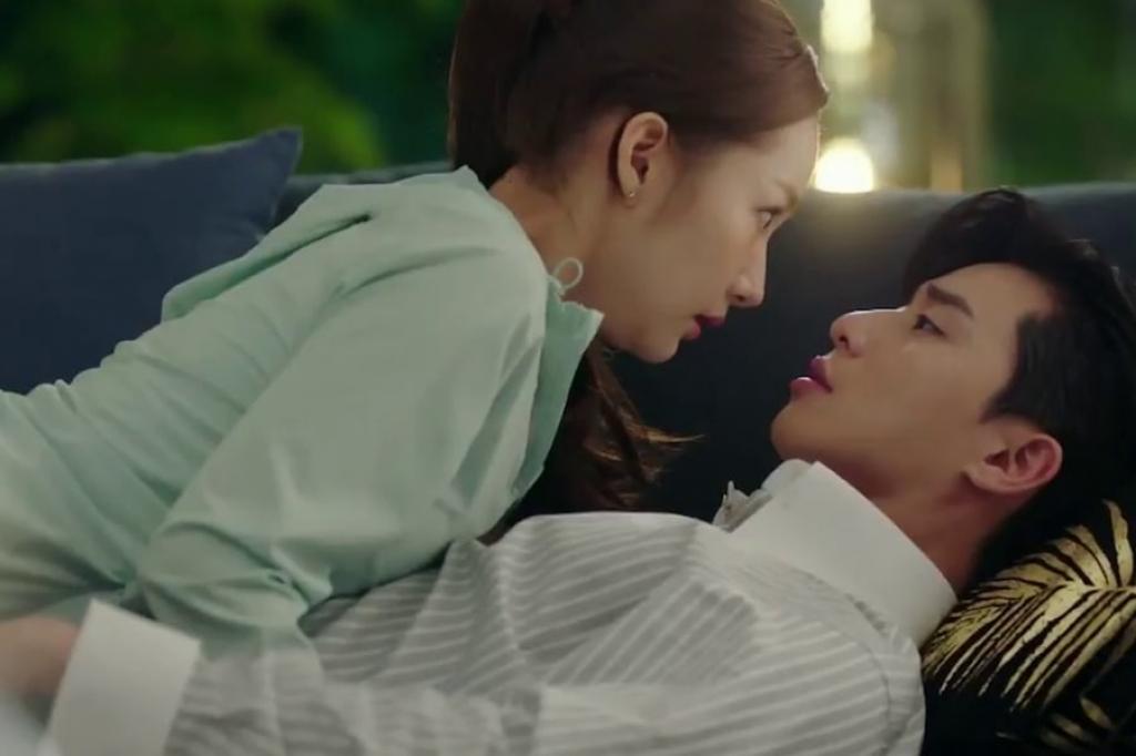 park seo joon bi park min young cho an dua bo trong teaser moi nhat cua whats wrong secretary kim