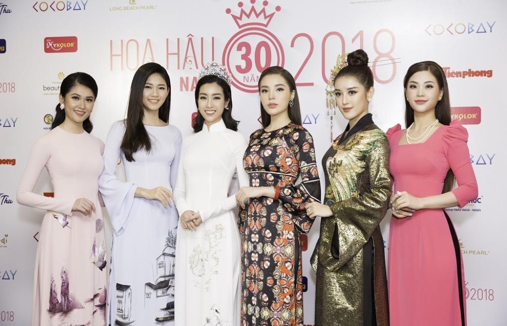 'Hoa hậu Việt Nam 2018': Những điều bất ngờ chưa từng có trong lịch sử