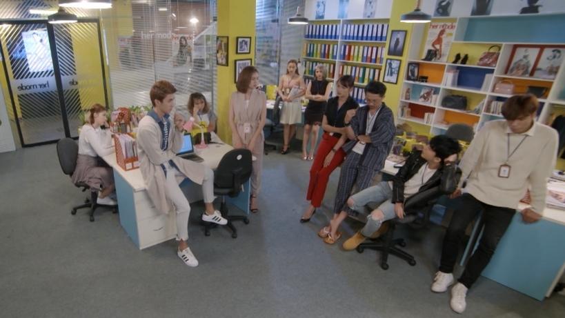 Her Mode lao đao vì số báo đặc biệt, bị Choi Si Won từ chối chụp ảnh bìa