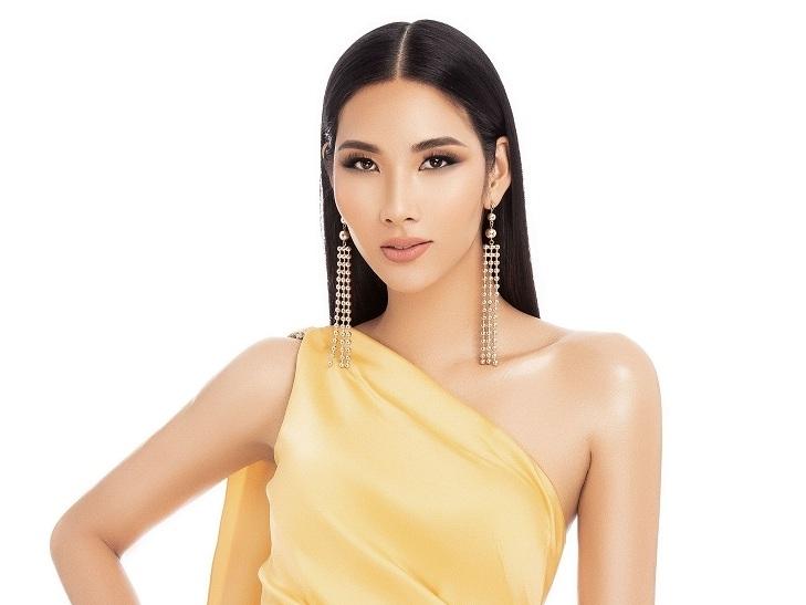 Á hậu Hoàng Thùy được đề cử đại diện Việt Nam tham gia 'Hoa hậu hoàn vũ thế giới 2019'