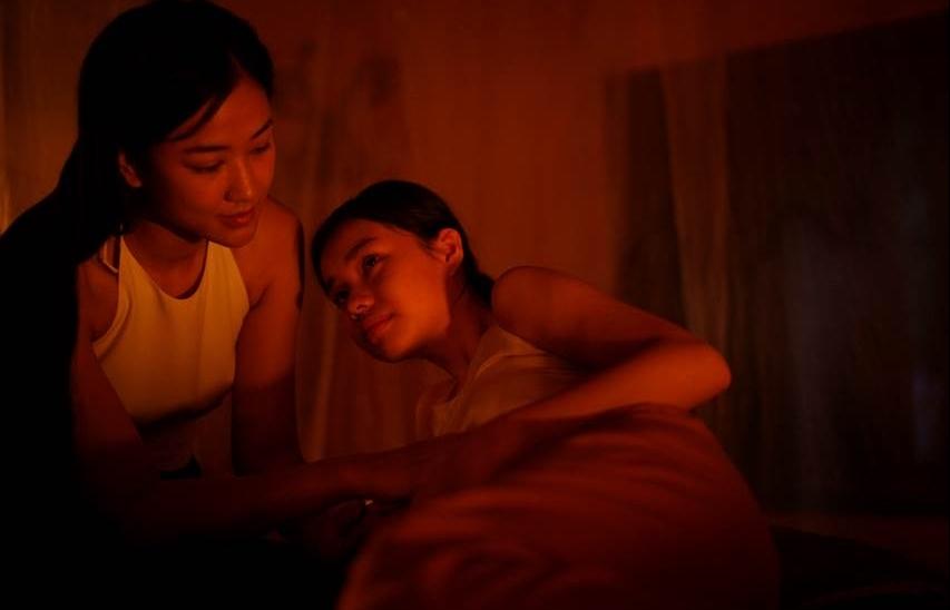maya chia se chuyen phong the trong trailer vo ba