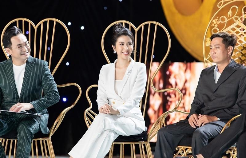 MC Phương Uyên đồng hành cùng chương trình truyền cảm hứng sống đẹp đến cho khán giả