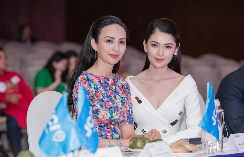 ngoc diem thuy dung tim kiem guong mat dai dien viet nam tai public speaking champion 2019