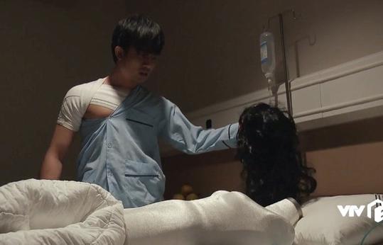 """""""Mê cung"""" tập 7: Đồng Ngọc Lan được cứu sống trong gang tấc, Fedora """"mắc bẫy"""" của đội trưởng Khánh"""