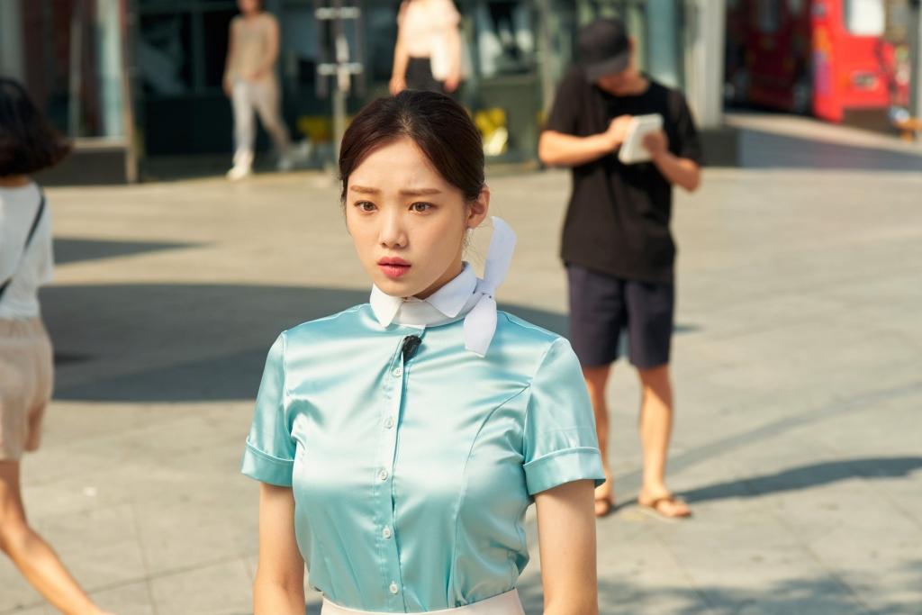 lee sung kyung lam canh sat trong phi vu nu quyen