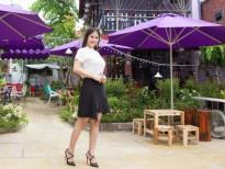 Á hậu Huỳnh Thảo Trang hiện thực hóa giấc mơ kinh doanh cafe bằng thương hiệu mang tên mình