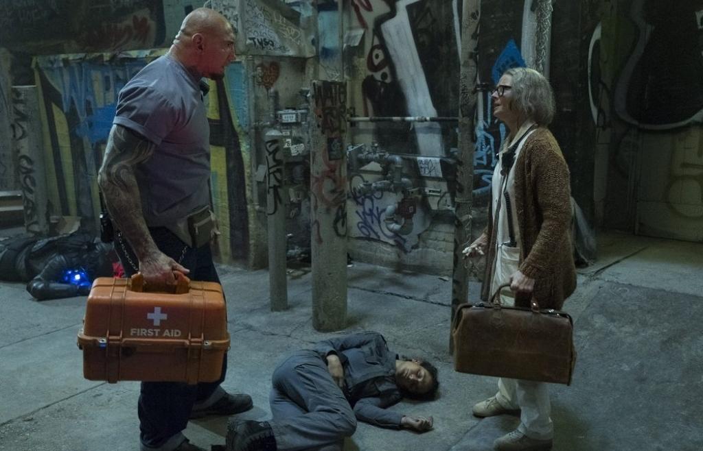 'Khách sạn tội phạm': Quy tụ dàn diễn viên đỉnh và những sự kiện kinh hoàng, đẫm máu