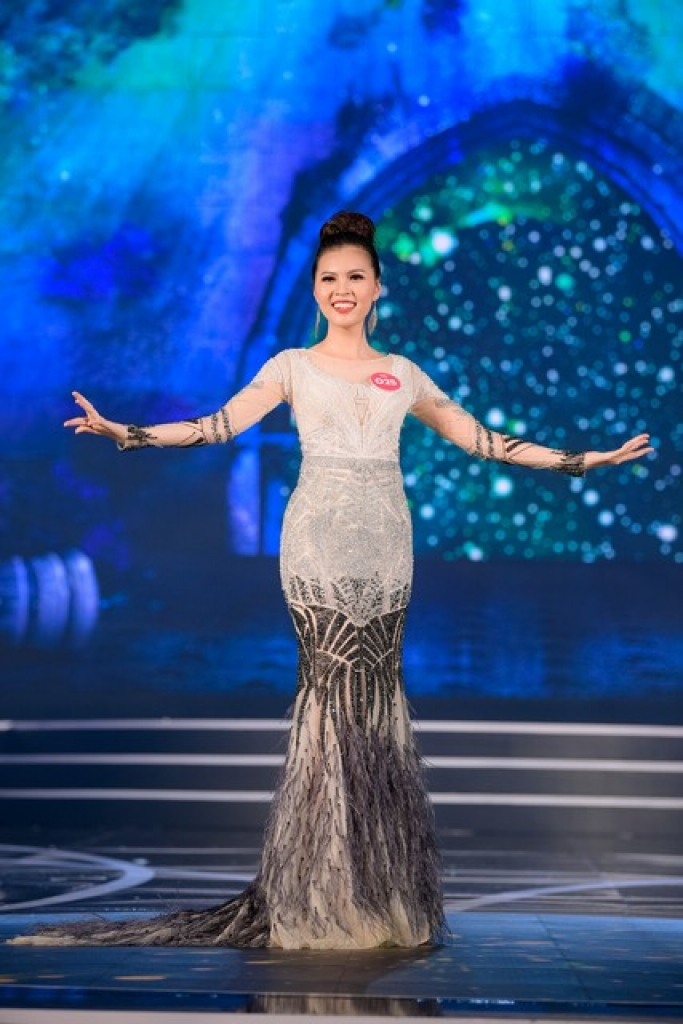 chung khao phia nam long lay sac huong cong bo 19 thi sinh vao vong chung ket hoa hau viet nam 2018