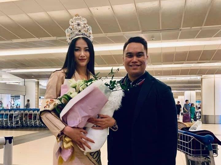 hoa hau phuong khanh lam giam khao miss earth singapore 2019