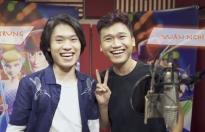 Quang Trung – Xuân Nghị hóa thân thành bộ đôi hài hước Ducky & Bunny trong 'Toy Story 4'