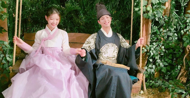 kim yoo jung da co qua trinh truong thanh dang nguong mo